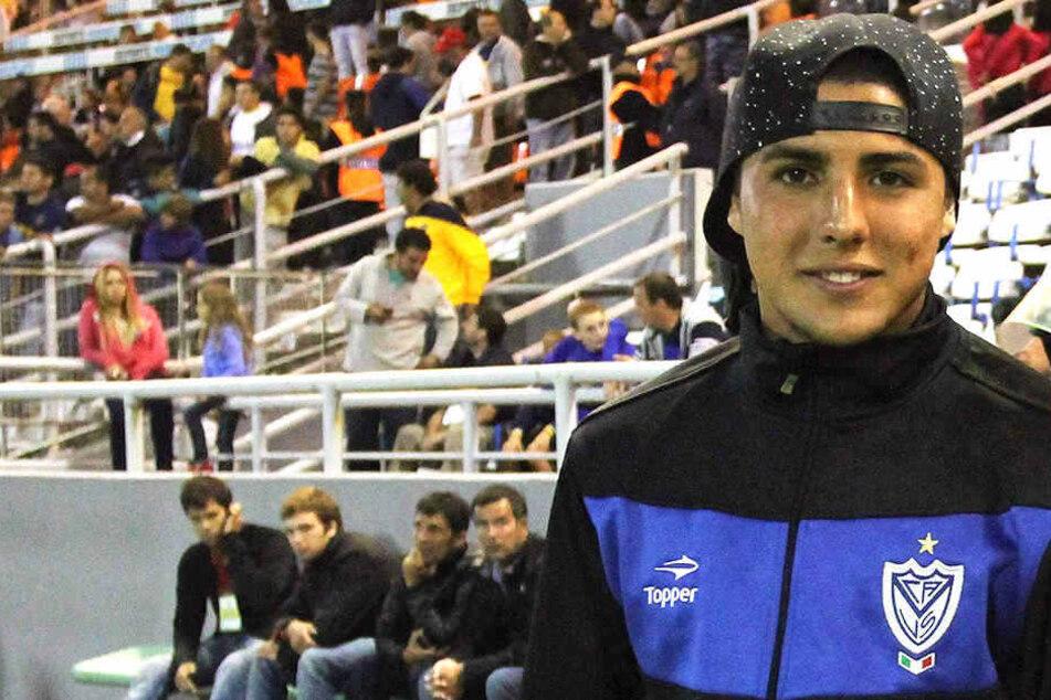 Geht nun zum PSV Eindhoven: Maximiliano Romero.