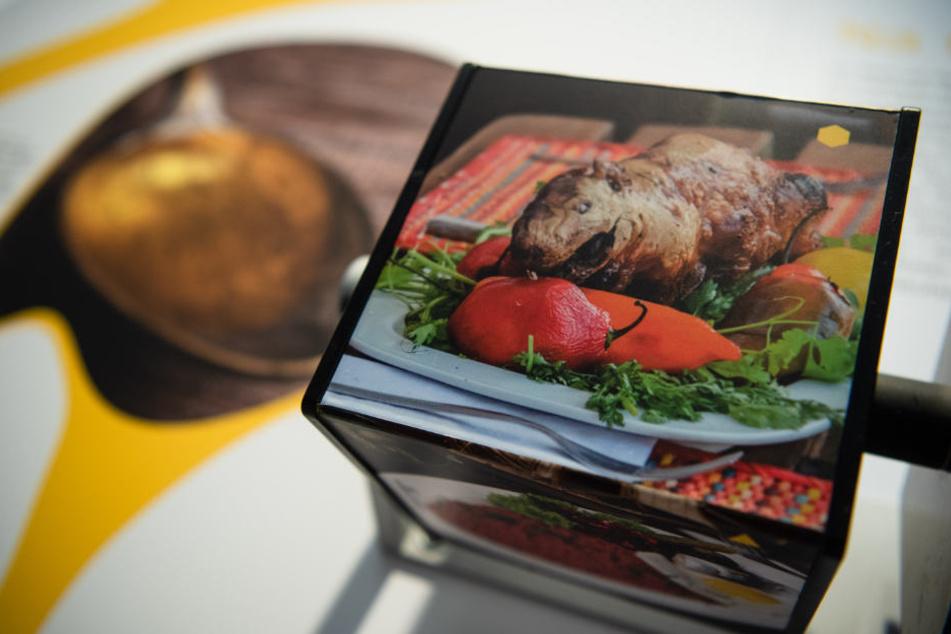 Besonders in den Anden beliebt - Meerschweinchen. Na dann: Mahlzeit!