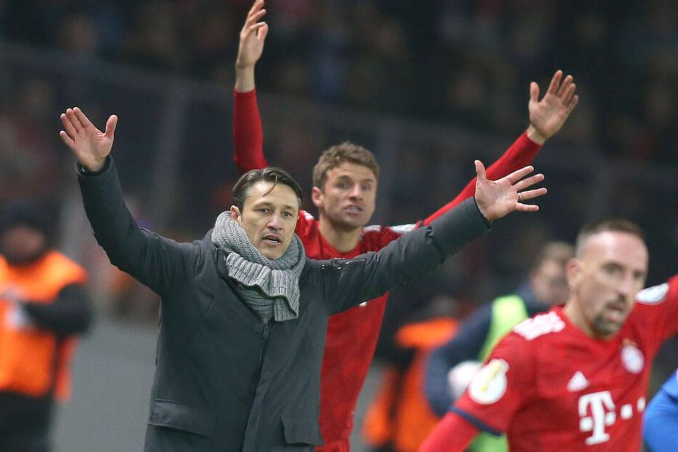 Die ARD hat sich gegen die Übertragung des FC Bayern gegen Heidenheim entschieden.
