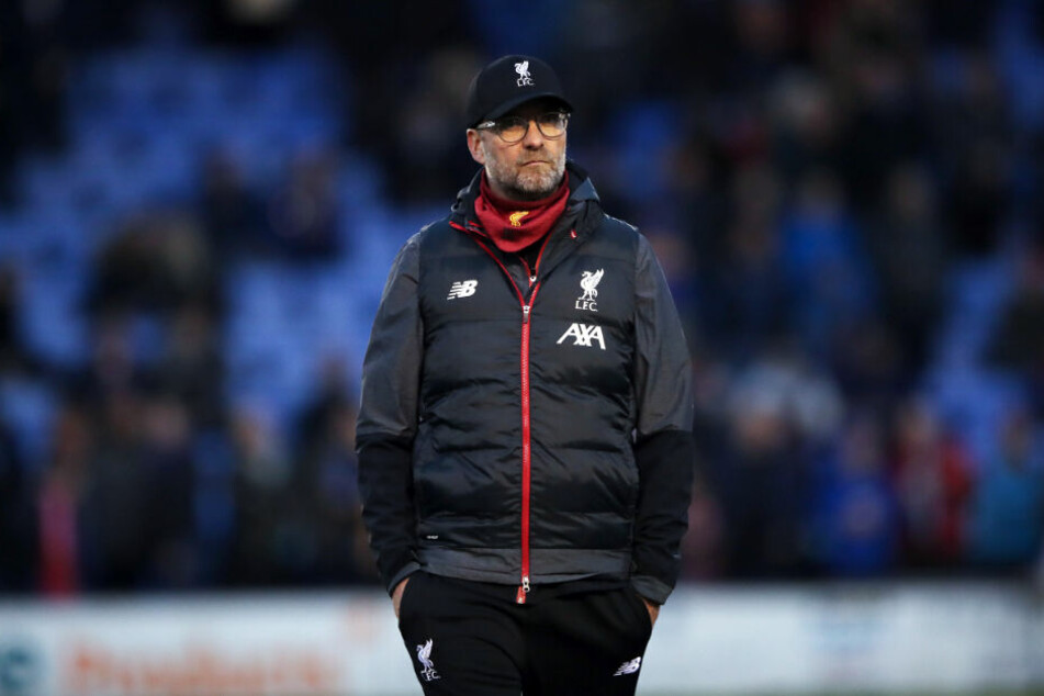 Jürgen Klopp ist nicht begeistert über den Termin des Wiederholungsspiels.
