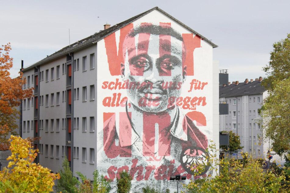 """Dieses Statement der Anhänger von Eintracht Frankfurt ist eindeutig: """"Wir schämen uns für alle, die gegen uns schreien."""""""