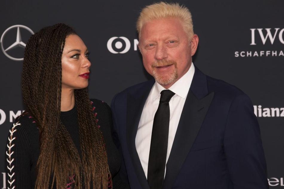 Lilly Becker (41) und ihr Mann Boris (50) wohl bei einem ihrer letzten gemeinsamen Auftritte im Februar 2018.