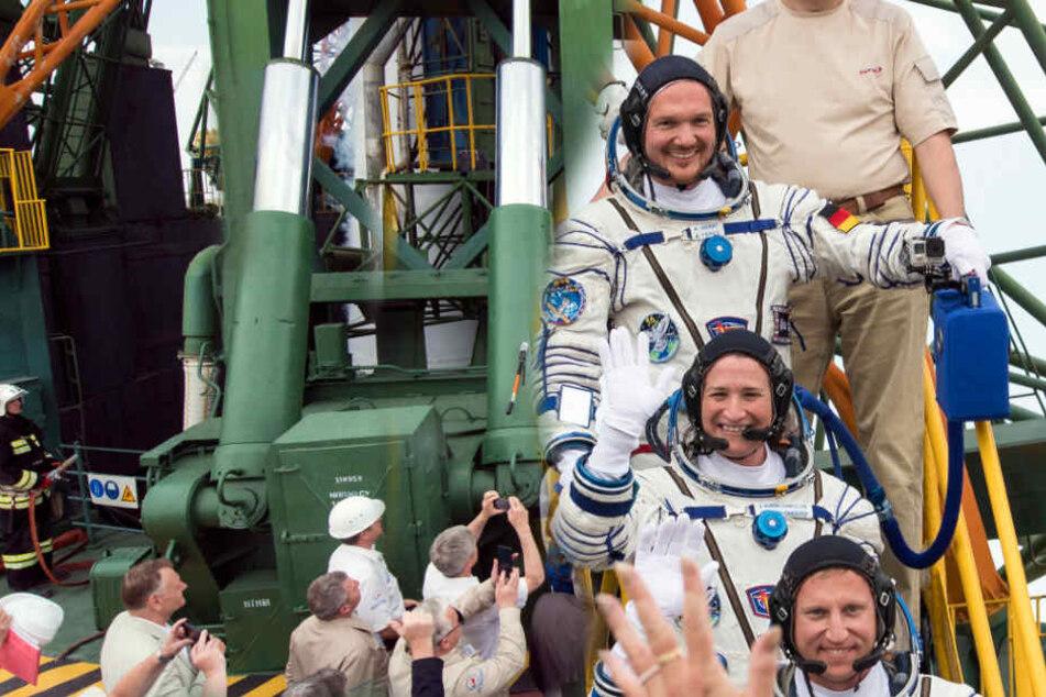 Mit 26 Millionen PS zur ISS: Astro-Alex startet erfolgreich in den Weltraum