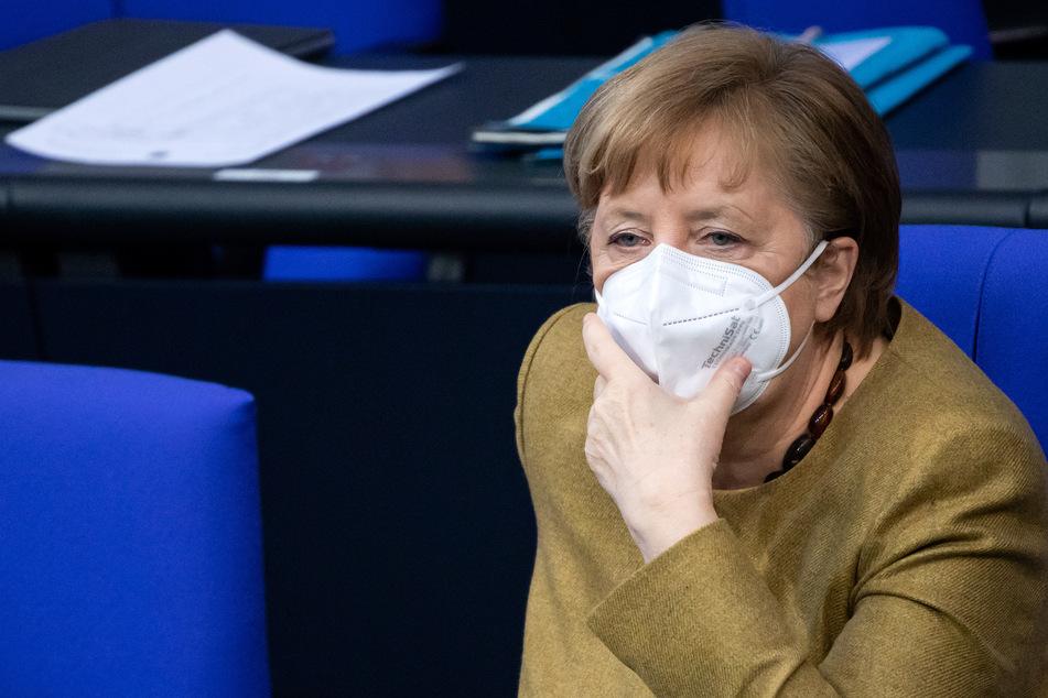 Bundeskanzlerin Angela Merkel (66, CDU) will eine dritte Corona-Welle in Deutschland vermeiden.