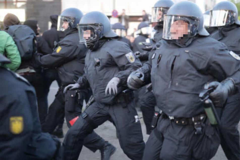 Nach Randale von Waldhof-Fans: Staatsanwaltschaft ermittelt gegen 19 Verdächtige und einen Polizisten