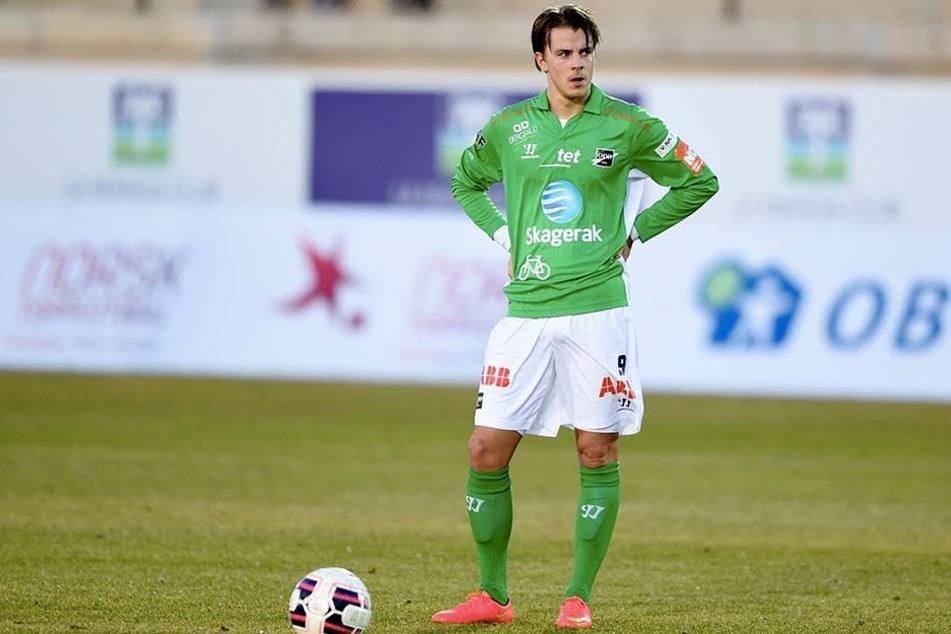 Roope Riski spielt für den SJK Seinäjoki.