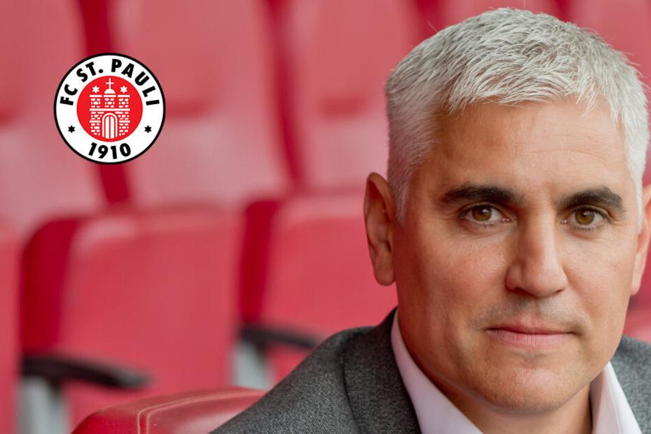 St.-Pauli-Sportchef setzt Transfer-Gerüchten ein Ende