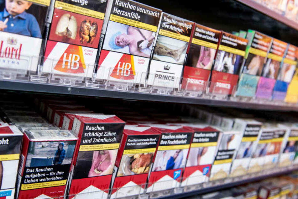 Müssen wir uns alle künftig Ekelbilder auf Schachteln von Zigaretten beim Einkauf ansehen?