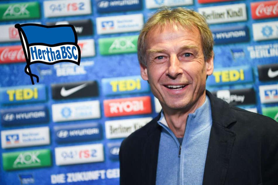 """""""Die Frau hat das Ok gegeben"""": Klinsmann bereit für Hertha BSC"""