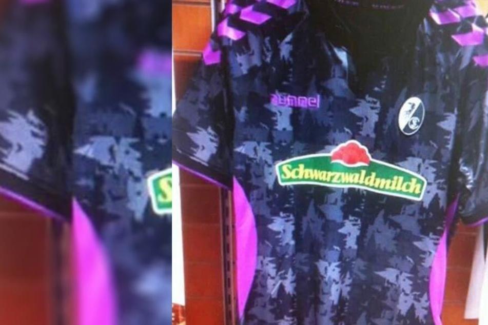 Kult oder hässlich: Trikot des SC Freiburg spaltet die Fans