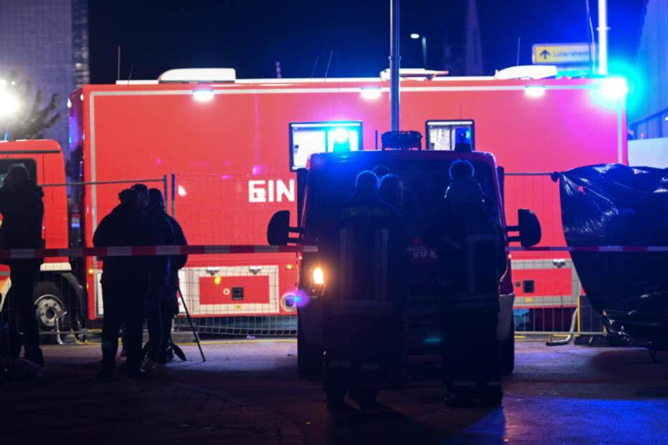 Die Generalstaatsanwaltschaft Frankfurt ermittelt wegen versuchten Tötungsdelikts.