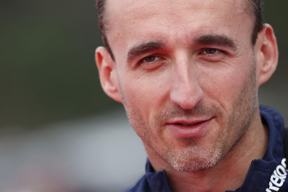 Mit 33 Jahren kehrt Robert Kubica in die Königsklasse zurück.