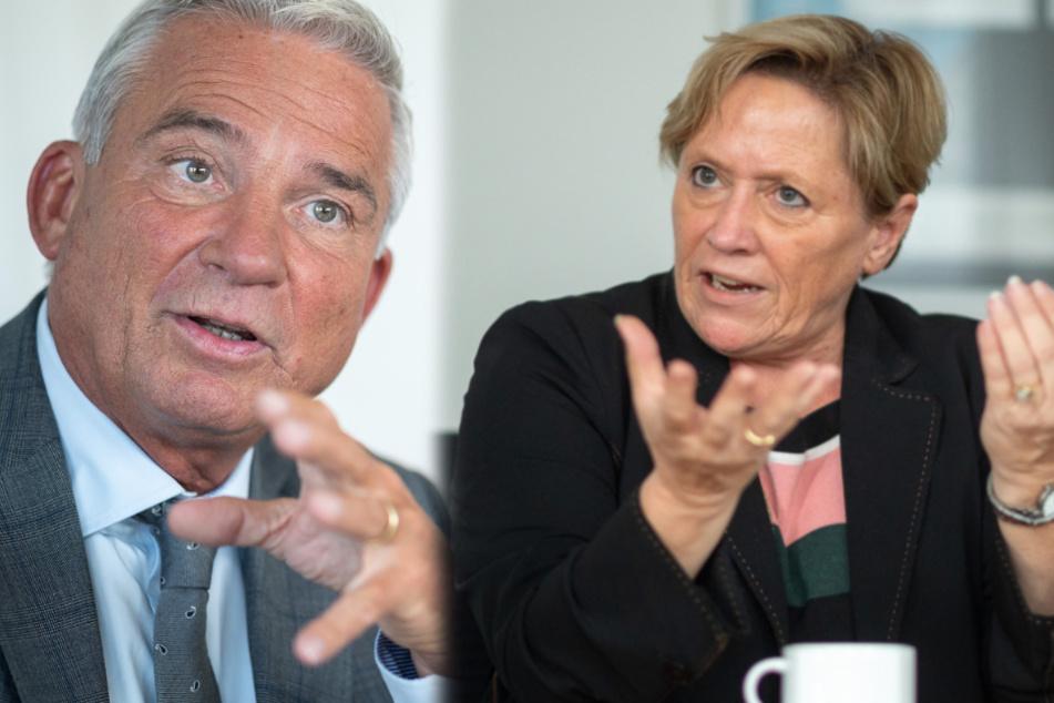 Eisenmann schießt gegen Strobls Lockdown-Vorschlag