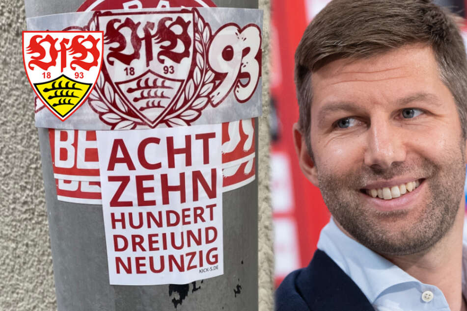 VfB-Boss Hitzlsperger fühlt sich provoziert: Fans eilen zur Hilfe