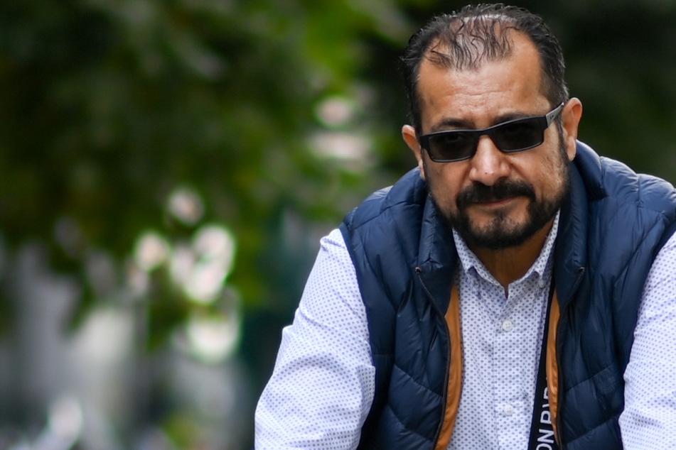 Leipzig: Neuanfang in Deutschland: Afghanischer Ex-Minister fährt jetzt Essen aus
