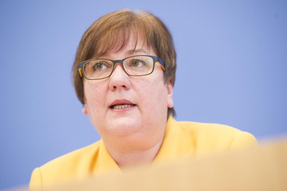 Iris Gleicke, Bundesbeauftragte für die neuen Bundesländer.