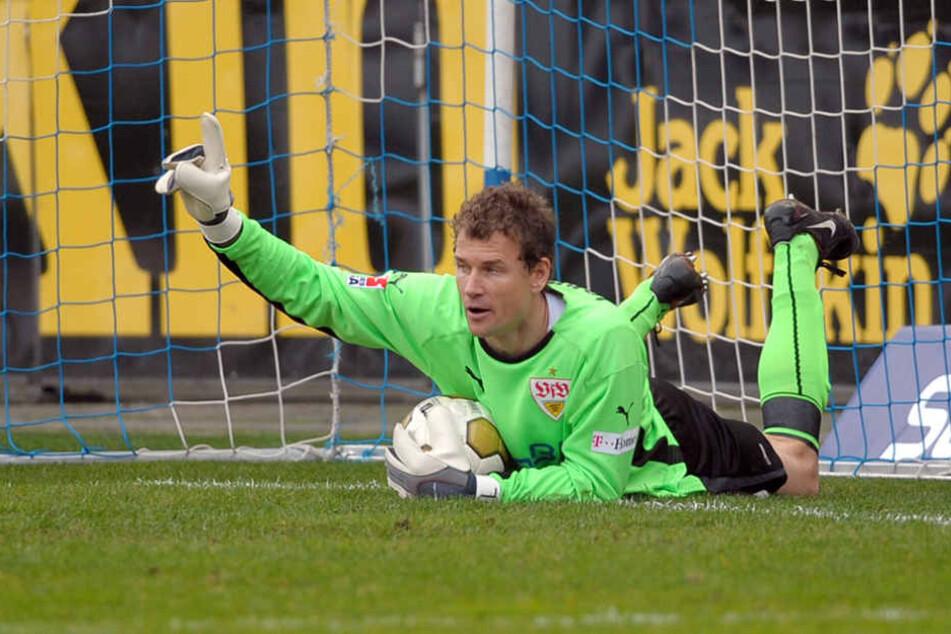 Als Torwart verdiente Jens Lehmann seine Brötchen u.a. beim AC Mailand und dem VfB Stuttgart.