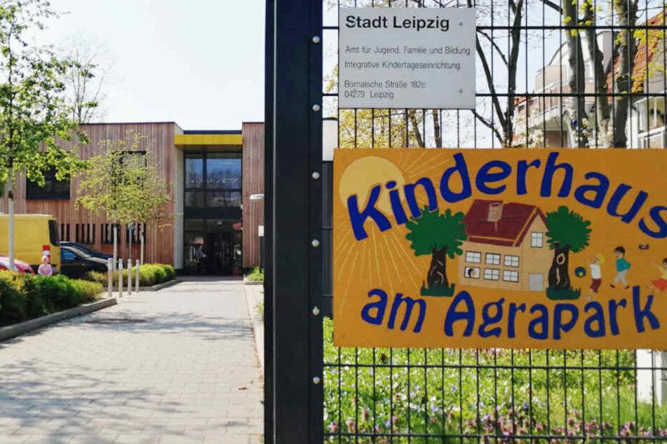 Rettungseinsatz in Leipziger Kita: Krippenkinder teilweise nicht ansprechbar