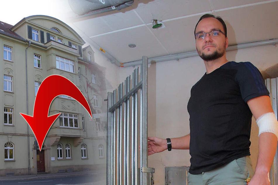 """Irrer """"Trick"""" der Bundeswehr! Ex-Soldat bringt drei Einbrecher zur Strecke"""