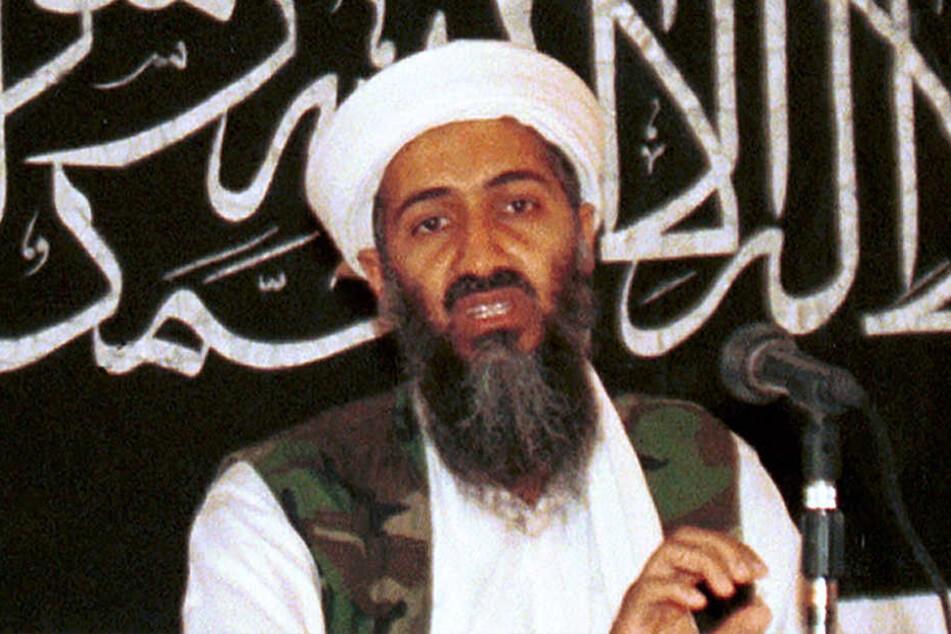 1998, Afghanistan: Al-Kaida-Chef Osama bin Laden. Sami A. war sein Leibwächter.
