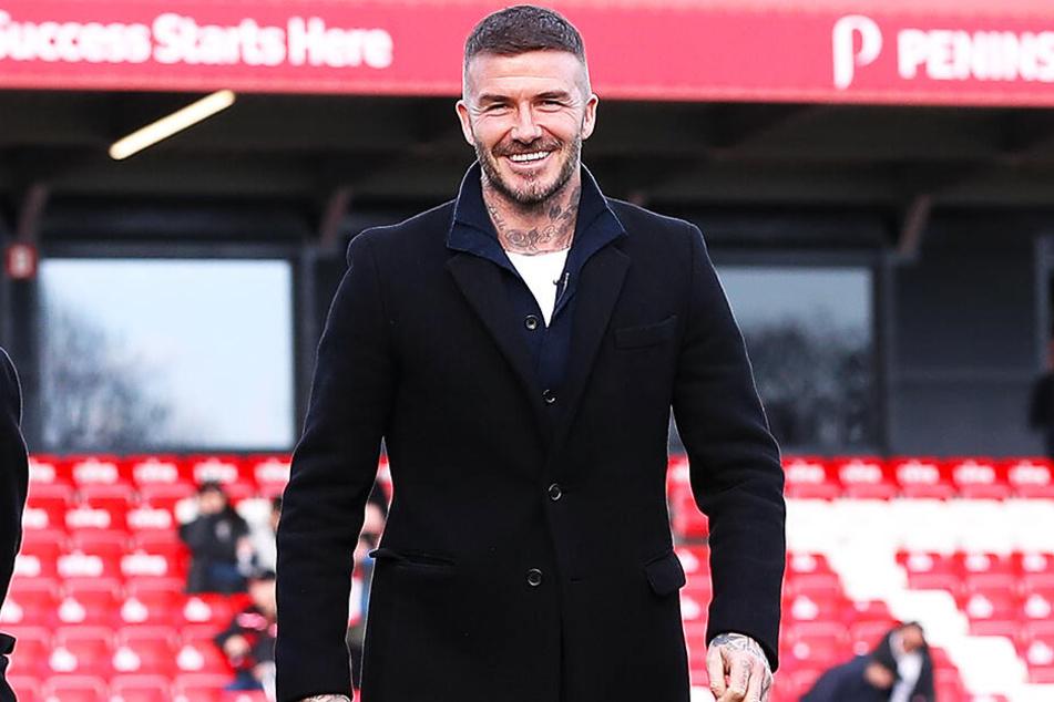 Genau das soll David Beckham, Mitinhaber von Inter Miami, planen.
