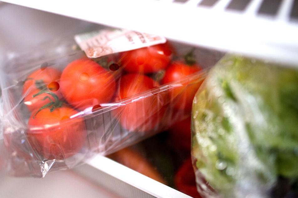 Anhand von Lebensmitteln im Kühlschrank will die neue Dating-App Singles zusammenführen.
