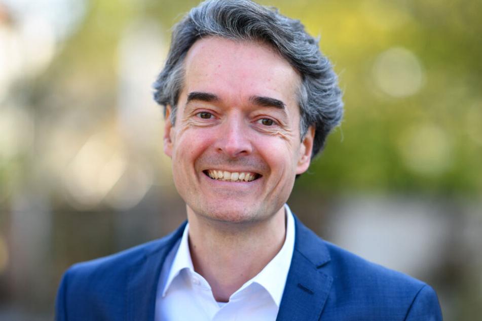 Alexander Mitsch, der Bundesvorsitzende der Werteunion.