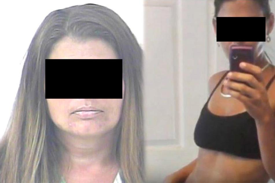 Eine 36 Jahre alte Lehrerin wurde wegen Sex mit einem Schüler angeklagt.