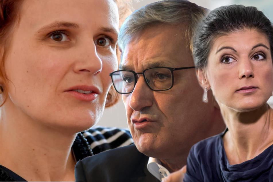 Wagenknecht zofft sich vor Linken-Bundesparteitag mit Parteispitze