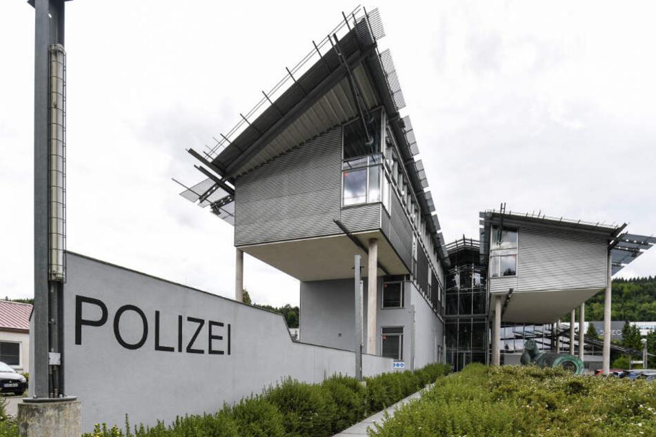 Wird Ende 2019 im Zuge der Reform wegfallen: Das Polizeipräsidium in Tuttlingen.