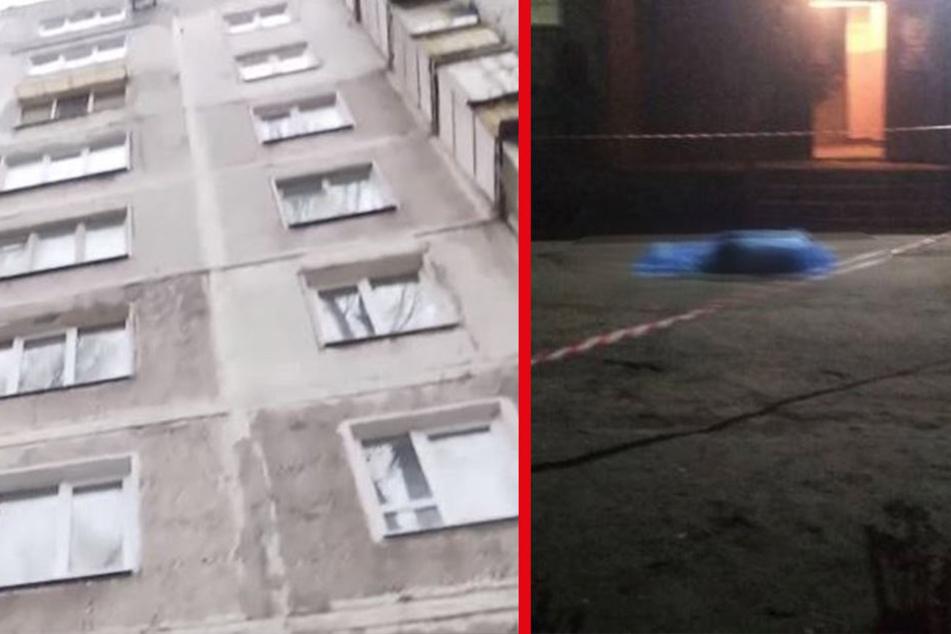 Ein äußerst tragisches Unglück ereignete sich in der ukrainischen Großstadt Saporischschja.