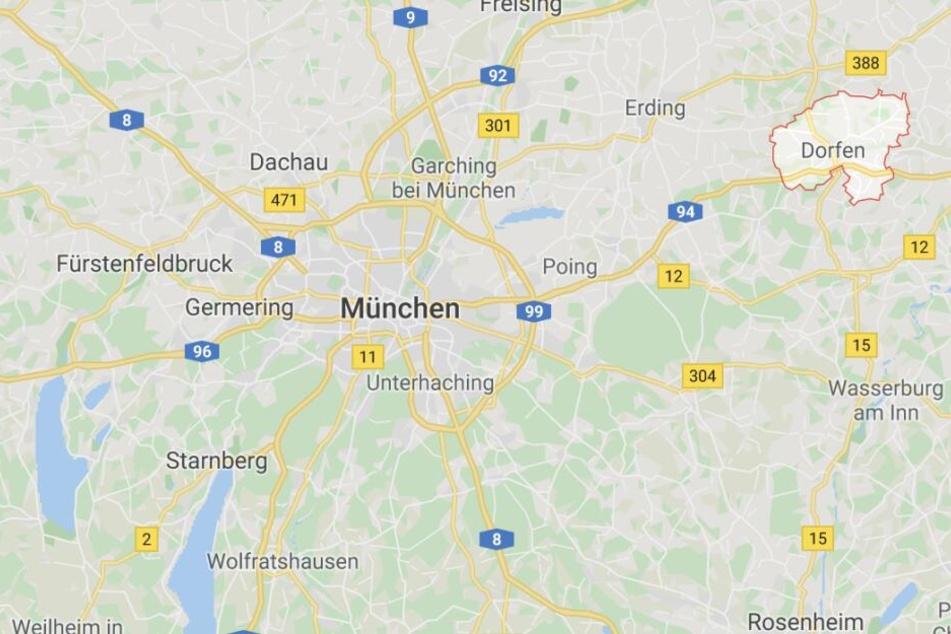 In Dorfen im Landkreis Erding ist es zu einem Überfall auf einen 29 Jahre alten Mann gekommen.