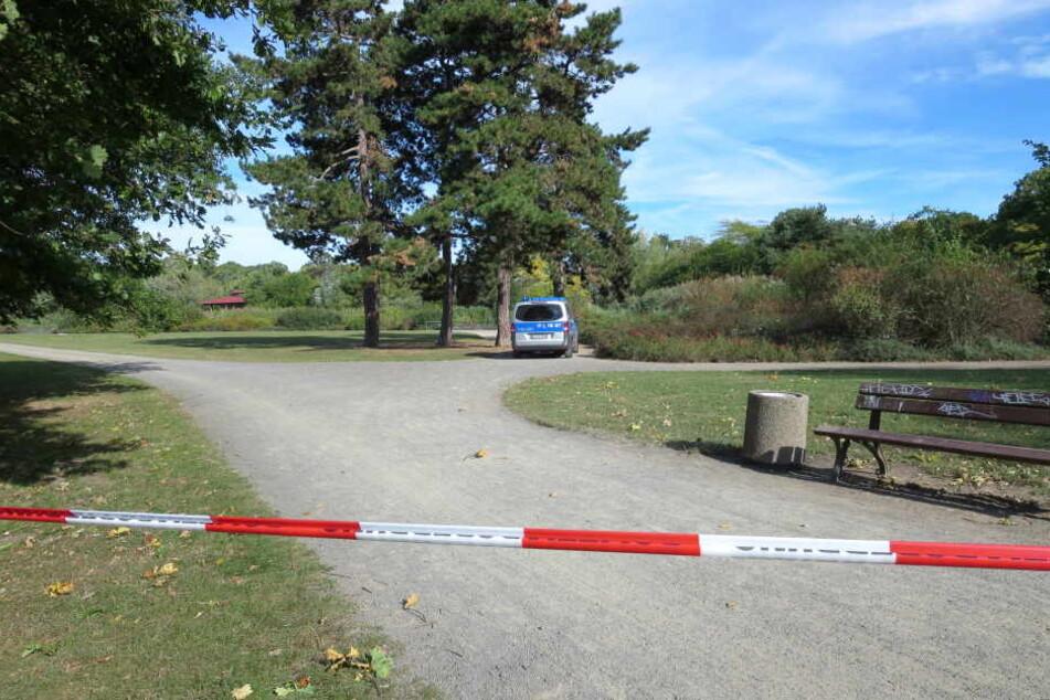 Der Zoo und das umliegende Gelände blieben am Donnerstagmorgen gesperrt.