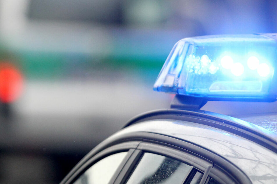 Fünf Polizisten haben vor einem Einsatzwagen posiert - mit Folgen. (Symbolbild)