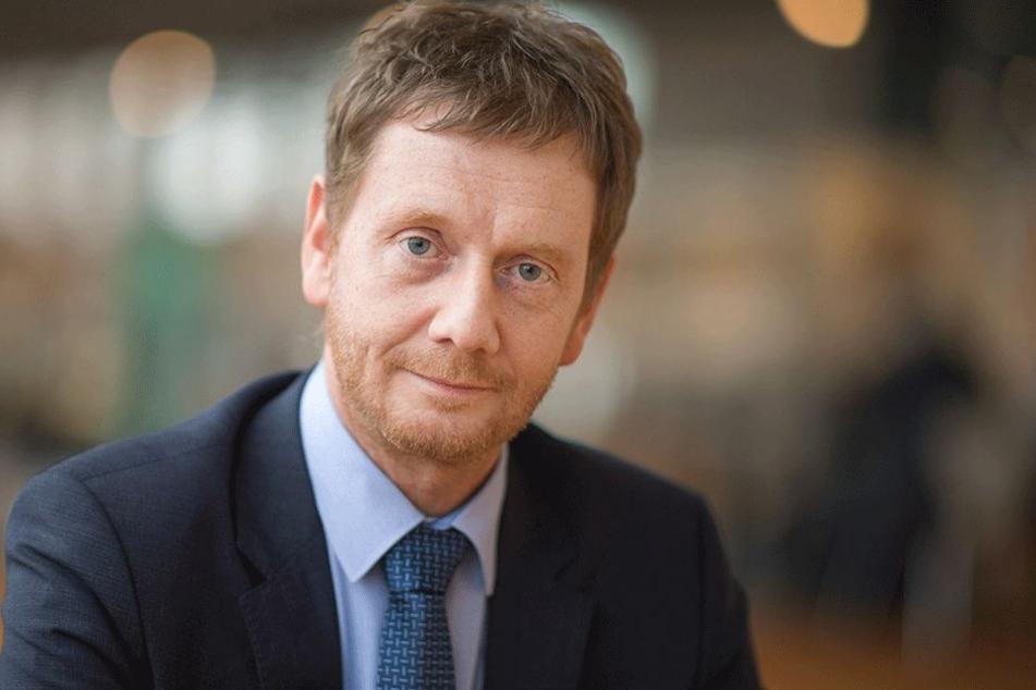 Michael Kretschmer (42) soll das Ruder bei der CDU rumreißen. Schlichten muss er den Streit um die Lehrer, bevor er komplett eskaliert.