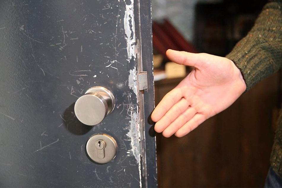 Zweimal kam der Einbrecher durch die Hintertür.