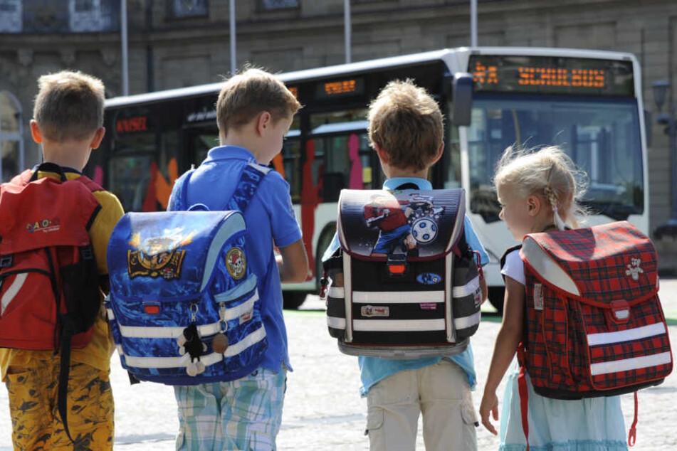 Die Kinder müssen unter Umständen sogar längere Schulwege zurücklegen.