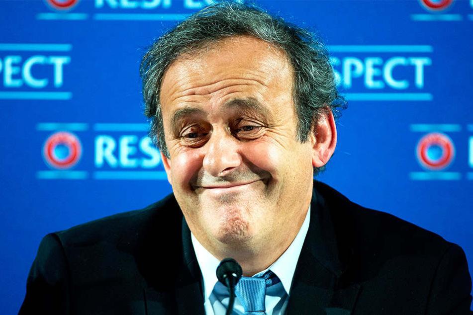 Michel Platini will trotz aller Skandale nach seiner Sperre ins Fußballgeschäft zurückkehren.