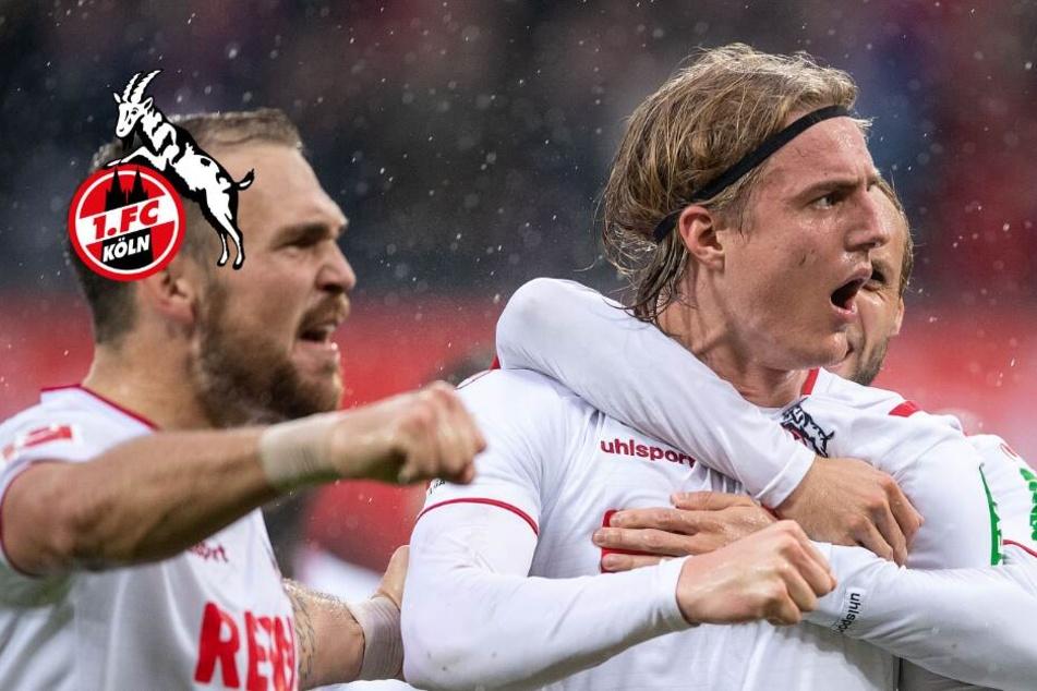 1. FC Köln will Mini-Serie in Mainz ausbauen