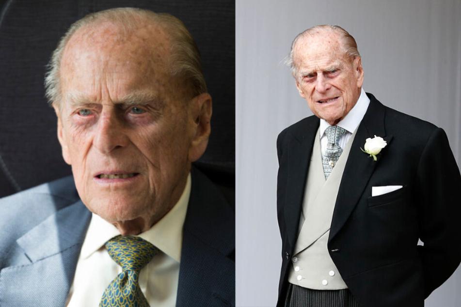 Große Sorge um Prinz Philip: Ehemann der Queen schon wieder im Krankenhaus