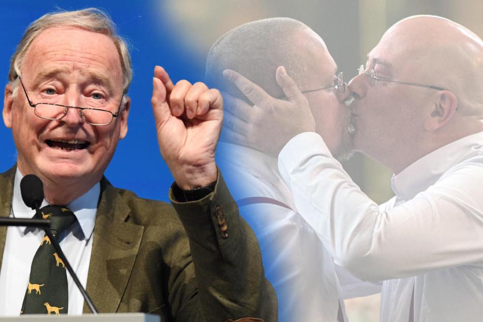 Ist die Ehe für alle verfassungswidrig? Unions-Politiker und AfD wollen klagen