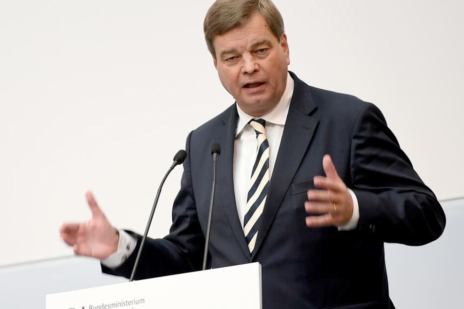 Enak Ferlemann ist Bahnbeauftragter der Bundesregierung.