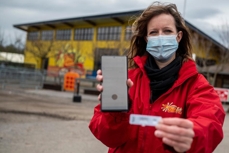 Chemnitz: Lichtblick mit Einschränkungen: Sonnenlandpark darf am Samstag wieder öffnen