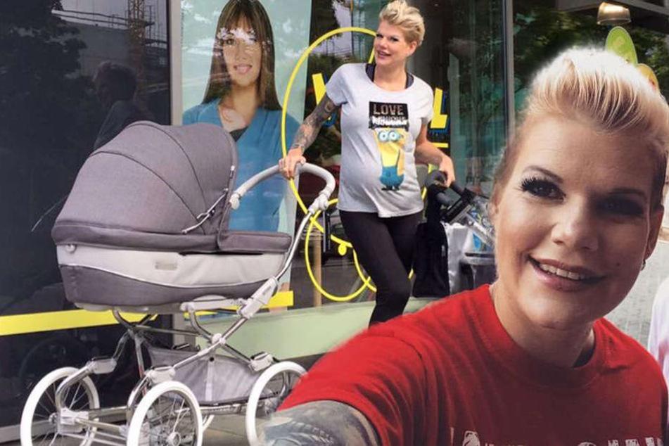Verrückt! Melanie Müller macht Song aus Herztönen ihres Babys