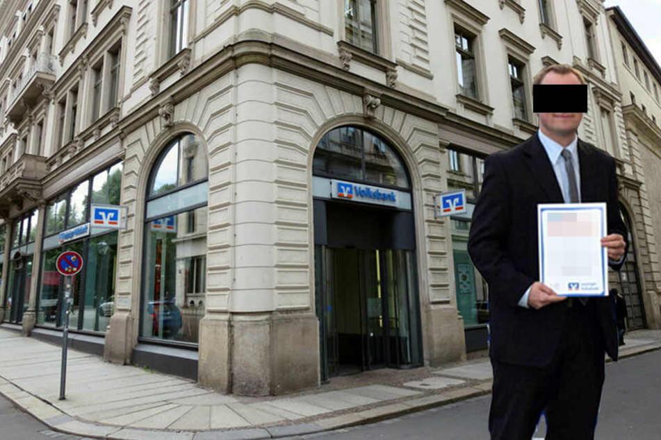 Schockierender Betrugsskandal bei Leipziger Volksbank