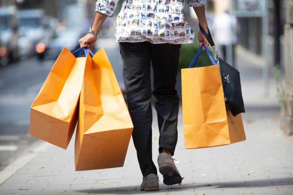 Einkaufen in Deutschland erfreut sich unter Touristen großer Beliebtheit.