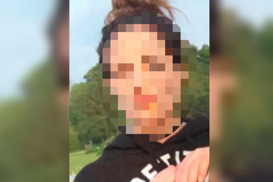 Mit einem Foto hatte die Polizei zuvor nach Nathalie gesucht.