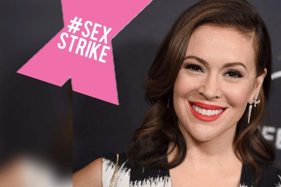 """""""Krieg gegen Frauen"""": US-Schauspielerin ruft zum Sexstreik auf"""