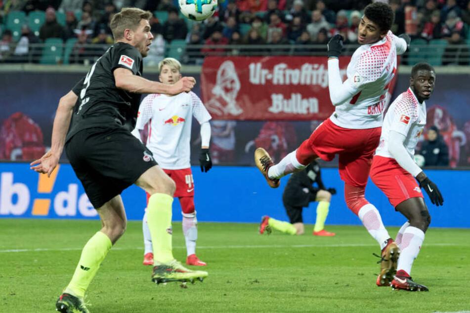 Simon Terodde traf in der Rückrunde bereits fünfmal für den 1. FC Köln.