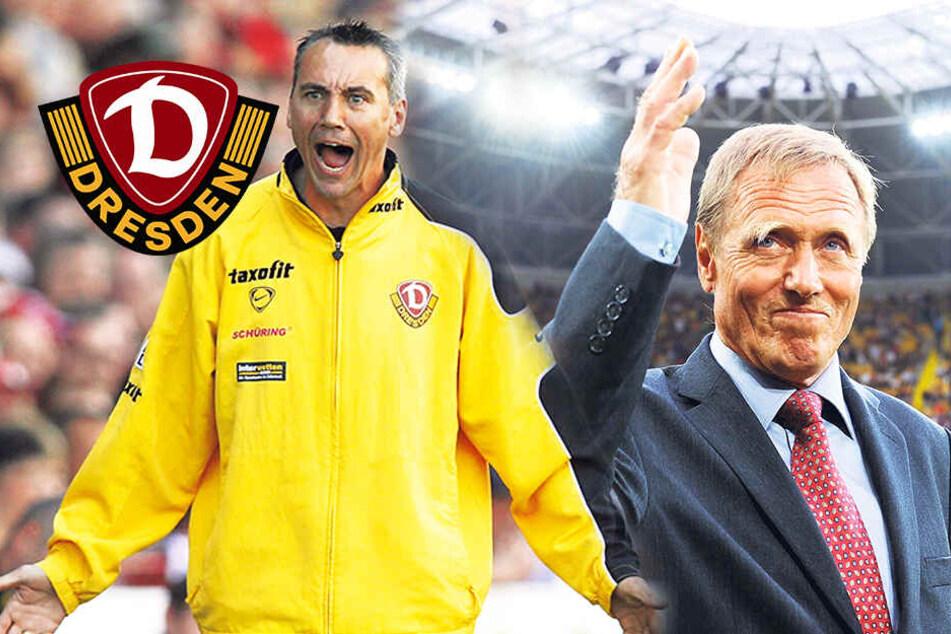 30 Dynamo-Trainer in 27 Jahren: Ein Rückblick!